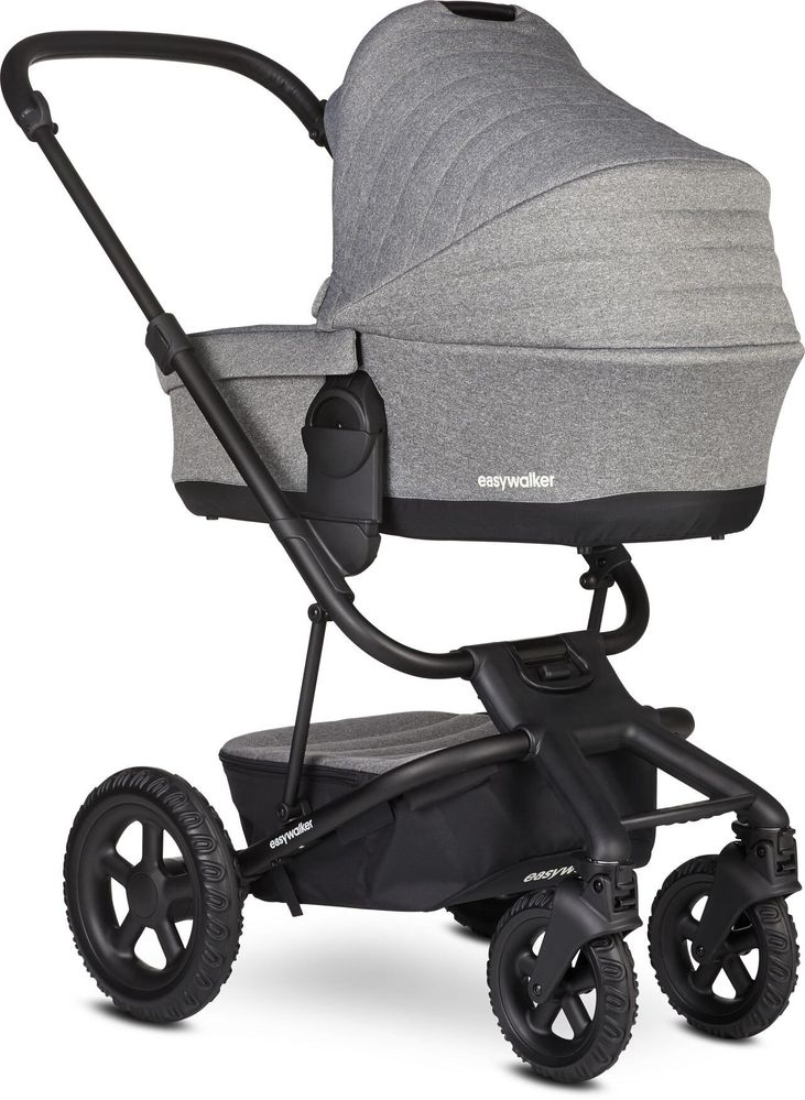 Коляска дитяча 2 в 1 Easy Walker Harvey2 All-Terrain Peak Arctic Grey