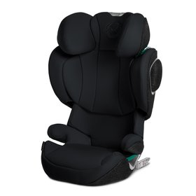 Автокрісло Cybex Solution Z i-Fix Deep Black black