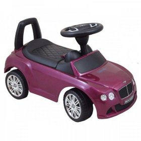 Машинка-каталка Alexis-Babymix Z-326P Bentley (purple) матова фарба