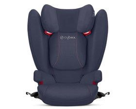 Автокрісло Cybex Solution B-fix Bay Blue dark blue