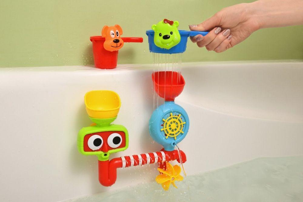 e7b3db4126d5 Игрушки для ванной Puzzle Water Fall с аксессуарами - Same Toy ...