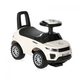 Машинка-каталка Lorelli OFF ROAD (white)