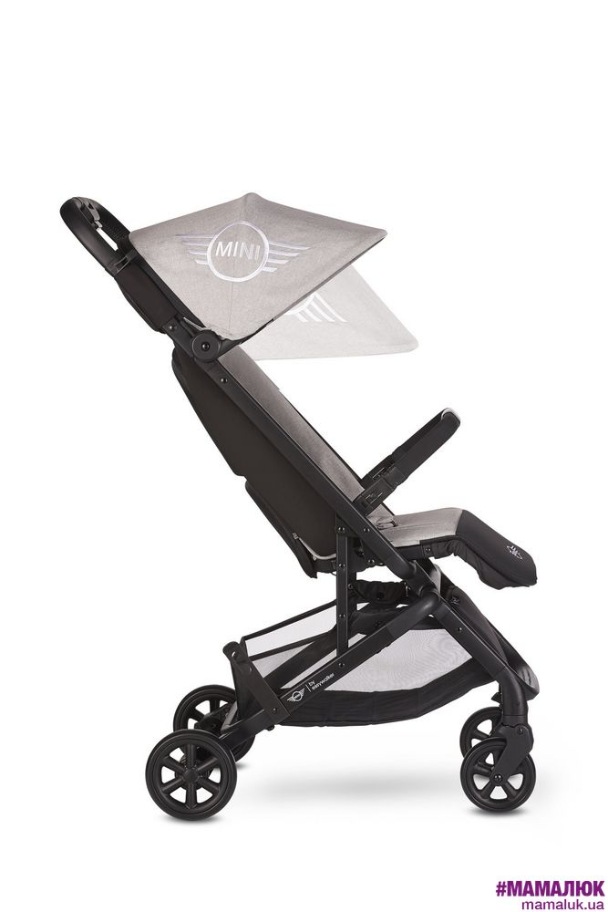 Коляска дитяча Easywalker Buggy GO Kensington Grey арт. EMG10003