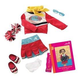 3b1052d9c94738 Купити. Ігровий набір - Книга Джульєтти і комплект одягу черлідери - Our  Generation