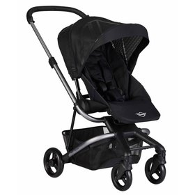 Коляска дитяча Easy Walker MINI stroller Oxford Black EM30001