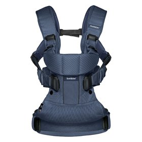 "Рюкзак ""BB®Baby Carrier ONE Air (Navy blue, Mesh)"""