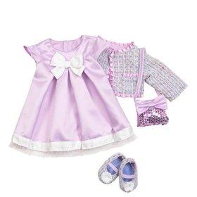a1a5c35461c991 Купити. Набір одягу для ляльок Deluxe - Куртка Твід з сукнею - Our  Generation