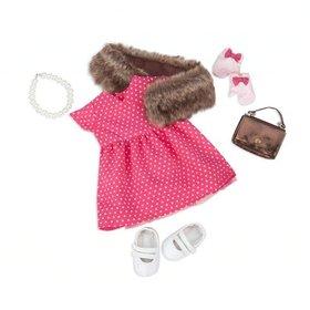 d362b8381731bf Купити. Набір одягу для ляльок Deluxe - Ретро Шик - Our Generation
